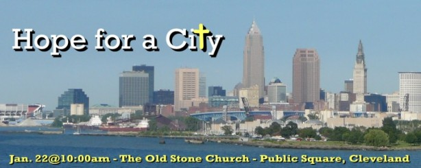 God's redemptive love is for cities as well as individuals.