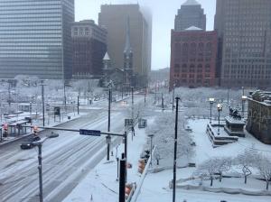Public Square, Cleveland