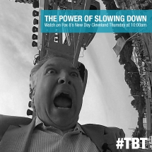 Power of Slowing Down TBT Post